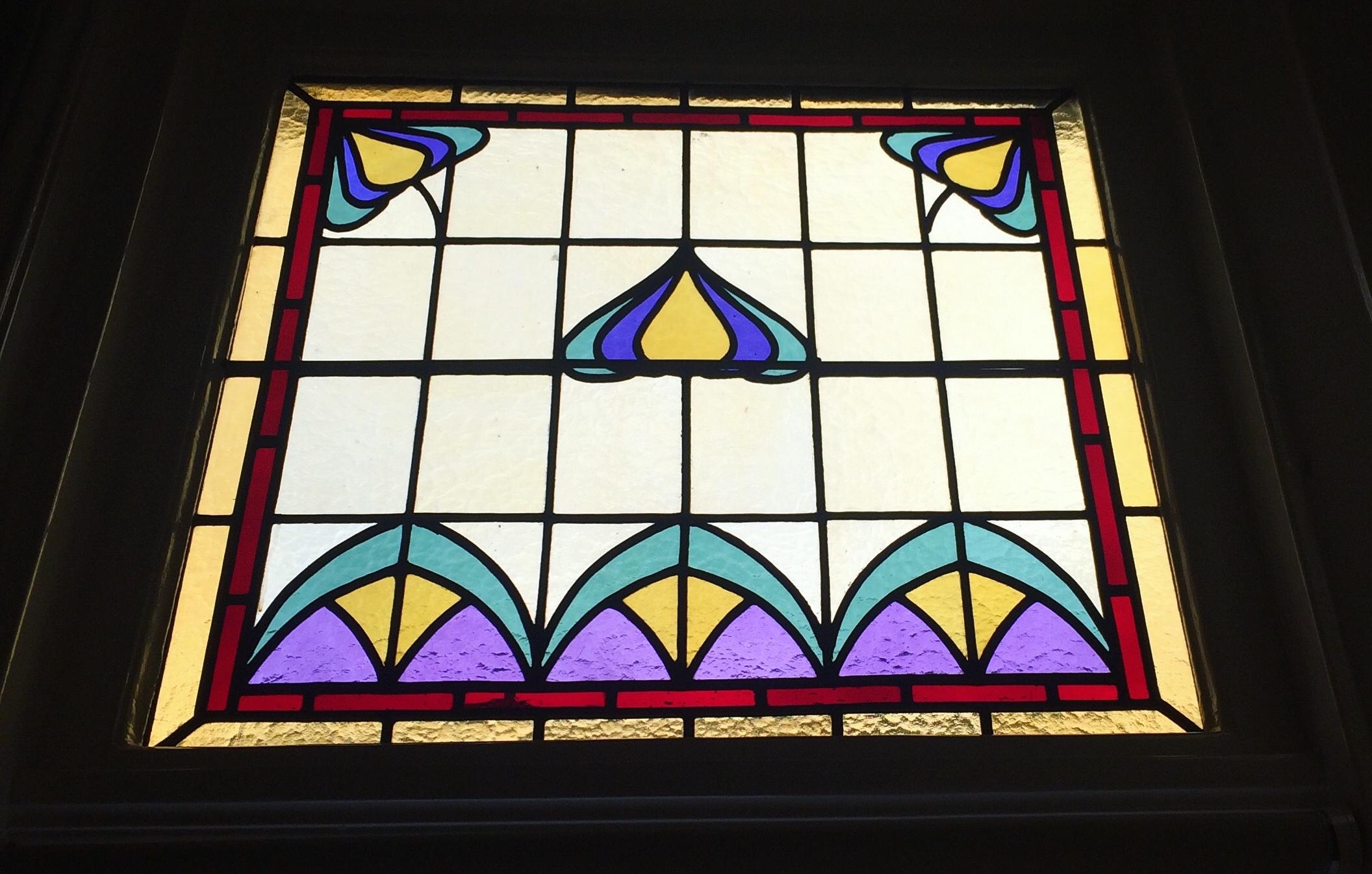 Heart Glass Utrecht - Glas in lood