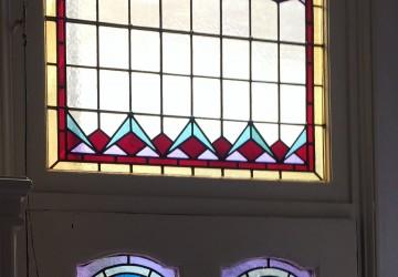 Glas in lood restauratie Utrecht weerdsingel